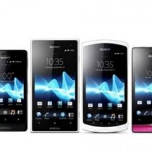 Sony Mobile、シンガポールで発表済み新型Xperiaスマートフォン6機種を披露