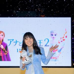 オラフと一緒に初雪!?『アナ雪2』新人歌手 大阪・御堂筋生歌披露!【ノーレリゴーノーライフ】