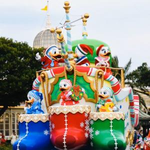 【TDR現地速報】ランドもXmas!TDL「ディズニー・クリスマス・ストーリーズ」スタート