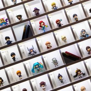 [写真たくさん] 資料的価値もすごい! グッスマねんどろいど1000体展示