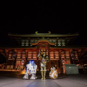 奈良・東大寺で「スター・ウォーズ」音楽奉納イベント開催! 大仏様とシカもうっとり(?!)なオーケストラ演奏も