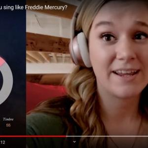 フレディ・マーキュリーなりきり度を診断する「FreddieMeter」が公開