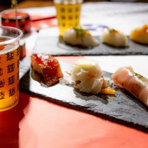 寿司×クラフトビールという最高のイベント! スプリングバレーブルワリーのフェス「紅白寿司合戦」が11月30日・12月1日に開催