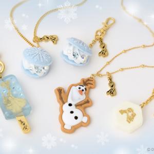 オラフや氷の世界がキュートなスイーツに♪「アナと雪の女王2」×Q-pot.アクセサリー発売