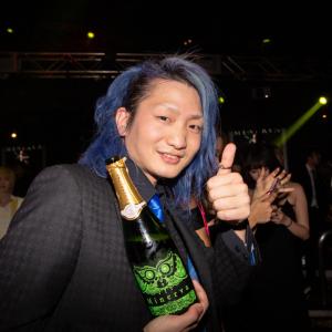 レペゼン地球ブランドのシャンパン「ミネルヴァ」お披露目は超ド派手! 中身は超マジメ!