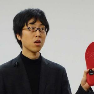 "NECとFiNCがセンサー内蔵のインソールで""歩行の質""を計測・改善する「A-RROWG」を開発 Makuakeでクラウドファンディングを開始"