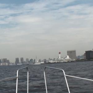 【デジタルビデオカメラ】『HDR-XR520V』の手ぶれ補正がどれくらいすごいのか東京湾で試してみた。【HDR-XR520】
