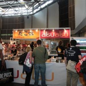 フランス『ジャパンエキスポ』で食べることが出来る日本食がうまい! 熱々店舗があるぞ