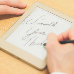 キングジムがE Ink電子ペーパーディスプレイとワコム製デジタイザ&タッチペンを採用する手書きデジタルノート「Freno(フリーノ)」をMakuakeでクラウドファンディング開始