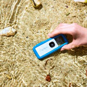 キヤノンのカラビナ型ウェアラブルカメラ「iNSPiC REC」が12月下旬に発売決定