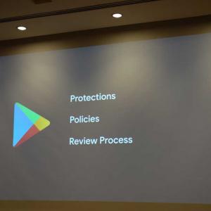 毎日500億のアプリをスキャンする「Google Playプロテクト」などGoogle Playの安全性への取り組みを解説