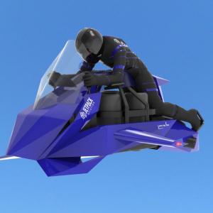 娯楽用空飛ぶバイク、米Jetpack Aviation社が予約販売開始