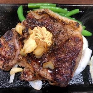1グラム18円!熊本の「いきなり!ステーキ」で特別メニューの「あか牛」サーロインステーキを食べてみた