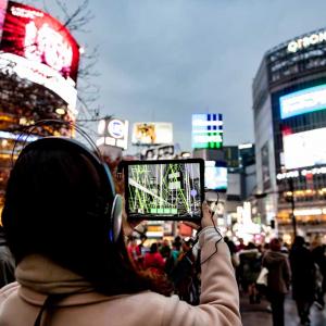 渋谷とデジタルアートが融合したXRアートイベント「INVISIBLE ART IN PUBLIC」  街全体が美術館に