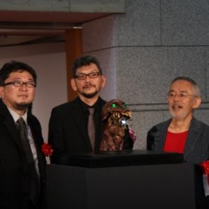 東京に巨神兵あらわる! 庵野秀明特撮博物館開催!