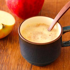 身体温まるドリンクレシピ「ホットおろし林檎」が話題に「いま風邪に負けてる場合じゃない…って時にこれ作る」