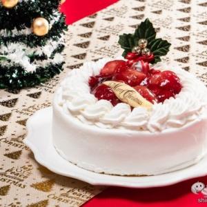 クリスマスケーキの定番! 苺たっぷりの贅沢ショートケーキをお取り寄せ 『新宿kojimaya 苺と木の実のショートケーキ5号』