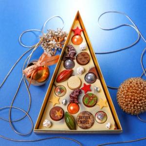 クリスマスに味わいたい「ショコラティエ パレドオール」パフェ&ショコラ発売