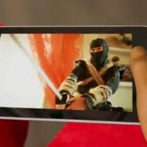 Nexus 7の『NINJA'S UNBOXING』動画が公開