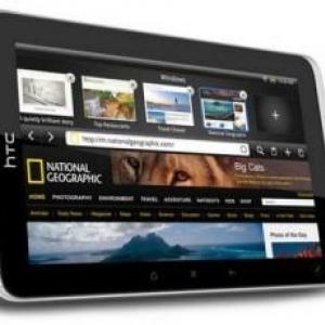 HTCが新型タブレットを開発中、広報担当者が明かす