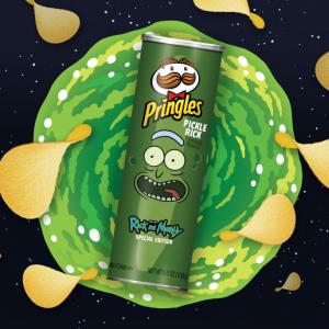 新味プリングルズが来年2月2日に限定発売されます たぶんピクルス味