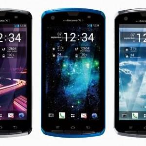 NTTドコモ、LTE対応クアッドコアスマートフォン「ARROWS X F-10D」の予約受付を7月13日により開始、発売予定日は7月20日