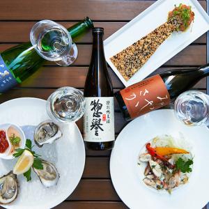 「魚介類は白ワイン以外でもイケるのか!」 世界はついに日本酒と魚介が最高に合うことに気付き始めた!