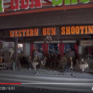 廃墟と化した「ウェスタン村」の現在をアメリカのYouTubeチャンネルが公開