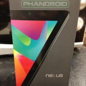 Nexus 7タブレット、一部の小売店には入荷済み