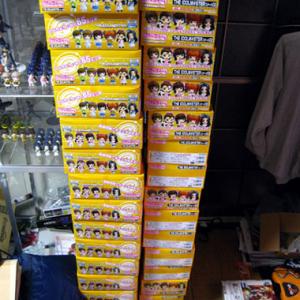 『アイドルマスター』新作フィギュアを大人買い! 29箱で174,000円!