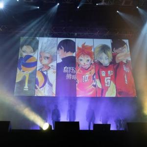 TVアニメ「ハイキュー!!」第4期放送直前!キャスト登壇「ジャンフェス2020」ステージレポ