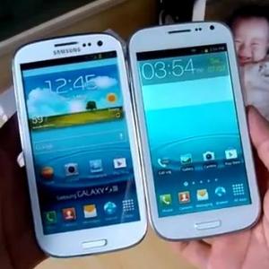 サムスン『Galaxy S III』の偽物が中国で作られる かなりサクサク動作する模様