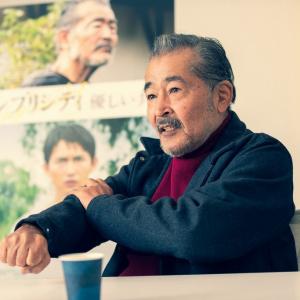 俳優人生50年以上の藤竜也に聞く「やっぱりほめられるとうれしいんですよ、人間てね」主演映画特別インタビュー
