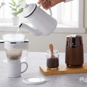 ハンドドリップを再現!『ドリップマイスター シングル』で手軽に至福のコーヒーを!