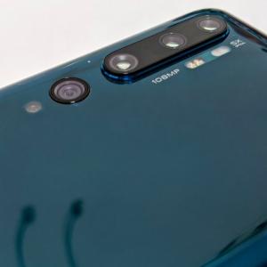 1億800万画素カメラ搭載 Xiaomi Mi Note 10のカメラ機能をチェック