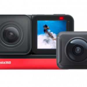 「Insta360 One R」が登場! 5.7K360カメラ、1型イメージセンサー、ドローン撮影キットなどオプション多数