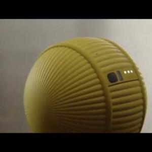 サムスンがガンダムのハロみたいなロボット「Ballie」をCES 2020で公開 「ウチのワンコの餌食になるな」