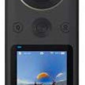 世界最小の8K 360カメラ「Kandao QooCam 8K」が登場