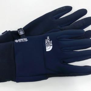THE NORTH FACEのスマホ手袋がバージョンアップ! 風を防いで暖かさがアップ