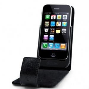 バッテリー付きレザーケース『BluePack S4 for iPhone』発売