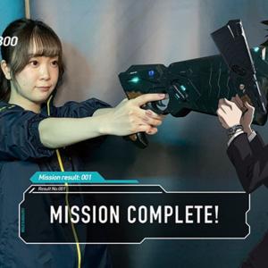 渋谷のエリアストレスが急上昇!AR謎解きゲーム「PSYCHO-PASS サイコパス 渋谷サイコハザード」本日スタート 狡噛・常守と捜査せよ