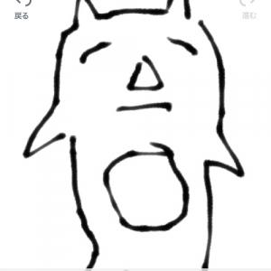 【アプリ】手描きのイラストを送信出来る『LINE Brush』 計42種類もの筆や消しゴムツール