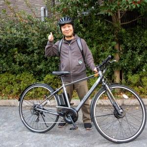 「自宅と会社がゆるーい下り坂になる」電動自転車通勤で分かったこと5選