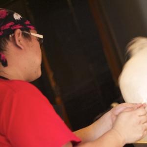 「綿菓子屋さん ふわり。」34のおっさん奮闘記――遠のく客足に甘い誘惑「韓流グッズ売りませんか?」(7月28日)