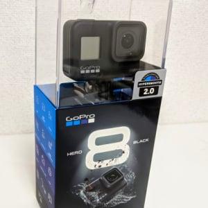 GoPro Hero8 Blackのレビュー