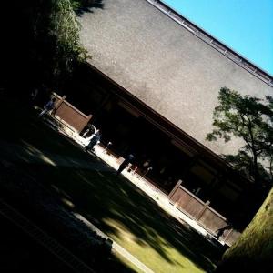 【8/1】NHKドラマ『ヒカルの掃除』に星覚が修行僧役で出演