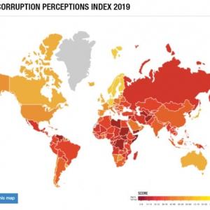 日本の汚職レベルの順位は? 2019年度の「腐敗認識指数(Corruption Perceptions Index)」発表