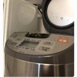 昭和のマンガみたい……SHARPの炊飯器の壊れ方が話題に