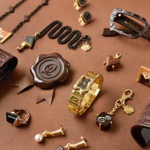バレンタインはQ-pot.で決まり♪ チョコレートモチーフのアイテムだけを集めたショップが西武池袋本店に期間限定オープン