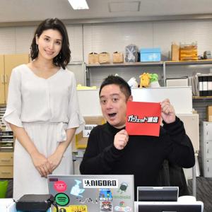 「スポニチスクエア」スペシャルアンバサダーの橋本マナミがガジェット通信編集部を訪問! ゴルフは「お尻を突き出して打つ」